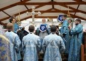 700-летие Толгского монастыря. Божественная литургия