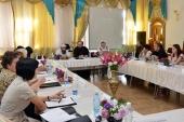 В столице Киргизии обсудили вопросы оказания помощи бездомным со стороны Церкви и государства