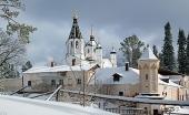 Скиты Валаамского монастыря