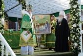 Слово Святейшего Патриарха Кирилла после Литургии в Николо-Пешношском монастыре