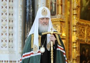 Святейший Патриарх Кирилл: «Совершившаяся трагедия еще раз показала глубочайшую ненормальность и греховность того, что происходит сейчас на юго-востоке Украины»