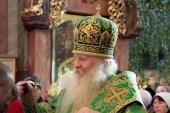 Митрополит Липецкий Никон: Дело духовного просвещения святителя Тихона Задонского мы всегда стараемся продолжать
