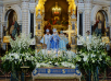 Утреня с чином Погребения Пресвятой Богородицы в Храме Христа Спасителя