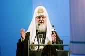 Состоялась встреча Святейшего Патриарха Кирилла с участниками I православного форума «От сердца к сердцу»