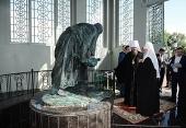 Завершился визит Святейшего Патриарха Кирилла в Тамбовскую митрополию