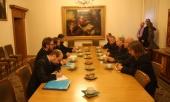 Председатель Отдела внешних церковных связей встретился с Примасом Евангелическо-Лютеранской церкви Финляндии
