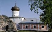 Рождества Пресвятой Богородицы Снетогорский монастырь