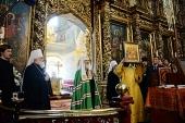 Слово Святейшего Патриарха Кирилла в Троицком кафедральном соборе г. Пскова