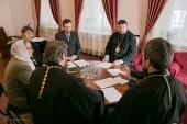 В Красноярске обсудили перспективы развития религиозного образования в масштабах митрополии