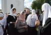 Патриарший визит во Владимир. Посещение Богородице-Рождественского мужского монастыря