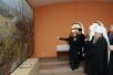 Первосвятительский визит в Калужскую митрополию. Посещение скитов Тихоновой пустыни