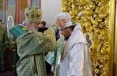 Слово Святейшего Патриарха Кирилла при вручении архиерейского жезла Преосвященному Нектарию (Селезневу), епископу Ливенскому и Малоархангельскому