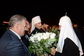 Начался Первосвятительский визит Святейшего Патриарха Кирилла в Приамурскую митрополию