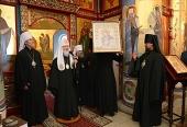 Святейший Патриарх Кирилл посетил Хабаровскую духовную семинарию