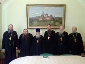 Состоялось первое заседание Синодальной богослужебной комиссии под председательством архиепископа Курганского и Шадринского Константина