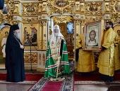 Слово Святейшего Патриарха Кирилла после молебна в Благовещенском соборе г. Биробиджана