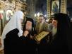 Визит Святейшего Патриарха Кирилла в Грецию. Посещение собора Святой Софии и храма вмч. Димитрия в Салониках