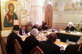 Состоялось второе заседание Оргкомитета XXIII Рождественских образовательных чтений