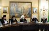 Заседание Высшего Церковного Совета 19 сентября 2014 года