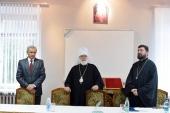 Патриарший экзарх всея Беларуси избран ректором Института теологии Белорусского государственного университета