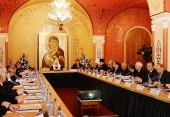 Заседание Попечительского совета программы «Александр Невский»