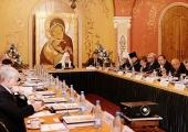 Святейший Патриарх Кирилл возглавил заседание Попечительского совета программы «Александр Невский»