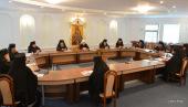 В Минске состоялось очередное заседание Синода Белорусской Православной Церкви