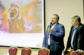 В рамках VI фестиваля «Вера и слово» прошла презентация мультфильма о преподобном Серафиме Саровском