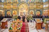 В столице Казахстана прошли торжества, посвященные 700-летию со дня рождения преподобного Сергия Радонежского