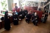 В Московской духовной академии прошел семинар, посвященный вопросам информационного обеспечения гуманитарного образования