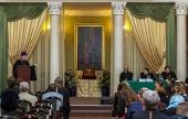 Межрегиональная миссионерская конференция начала свою работу в Санкт-Петербурге
