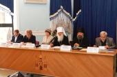 В Ташкенте при участии представителей Церкви проходит международная конференция «Семья и семейные ценности в современном обществе», организованная при поддержке фонда «Православная инициатива»