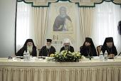 Состоялся съезд монашествующих Екатеринбургской митрополии