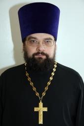 Димитрий Сафонов, священник