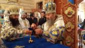 Блаженнейший митрополит Киевский и всея Украины Онуфрий посетил Изюмскую епархию