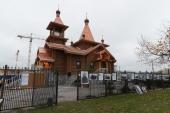 В Москве на Ходынке освящен храм-часовня памяти погибших летчиков