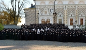 Собрание игуменов и игумений Русской Православной Церкви в Троице-Сергиевой лавре