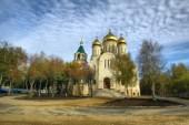 В Северо-Кавказском федеральном университете освящен храм в честь преподобного Сергия Радонежского