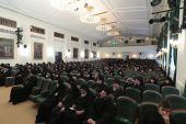 Собрание игуменов и игумений монастырей Русской Православной Церкви завершило свою работу