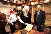 В Саратове открылась православная классическая гимназия имени преподобного Сергия Радонежского