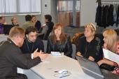 При поддержке Синодального отдела по делам молодежи в Красноярске проходит конференция, посвященная молодежному служению