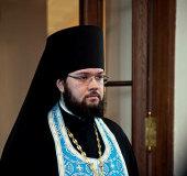 Патриаршее поздравление архимандриту Антонию (Севрюку) с 30-летием со дня рождения