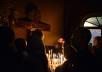 Патриаршее служение в праздник Покрова Пресвятой Богородицы в домовом храме Московских духовных школ
