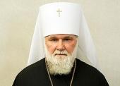 Патриаршее поздравление митрополиту Иркутскому Вадиму с 60-летием со дня рождения
