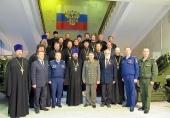 В Военном университете Министерства обороны России открылись курсы по обучению военных священников