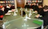 Митрополит Волоколамский Иларион встретился с председателем Папского совета по содействию христианскому единству