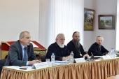 Патриарший экзарх всея Беларуси возглавил расширенное заседание Ученого совета Института теологии Белорусского государственного университета