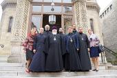 Состоялась рабочая поездка председателя Синодального комитета по взаимодействию с казачеством во Францию