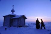 В Арктике продолжает осуществляться программа строительства часовен для российских военнослужащих
