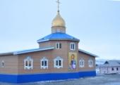 Председатель Синодального миссионерского отдела совершил освящение храма в якутском поселке Тикси